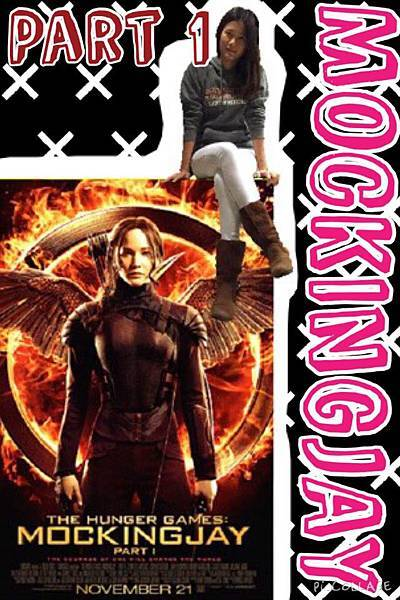 Mockingjay part 1 movie