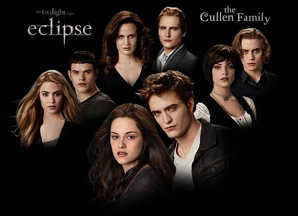 The-Cullen-Family-twilight-