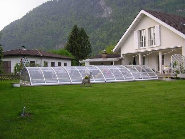 瑞士 Interlaken 的有錢人啊~~