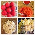 雞蛋番茄水餃
