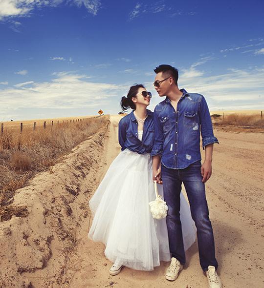徐若瑄结婚照4
