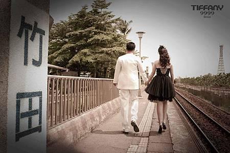 ♥台南蒂芬妮婚紗♥