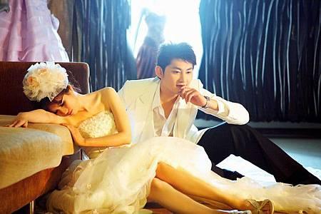 台南蒂芬妮品牌婚紗