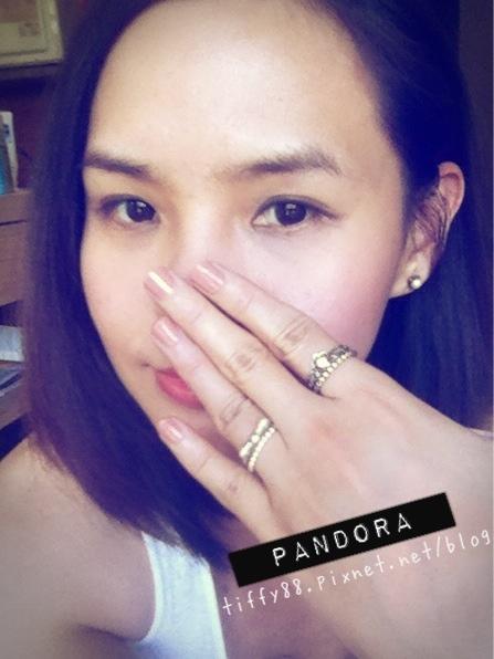 My Pandora collection