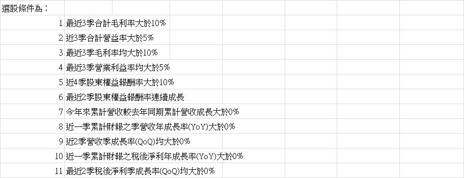 20131219獲利連續兩季向上成長公司.2
