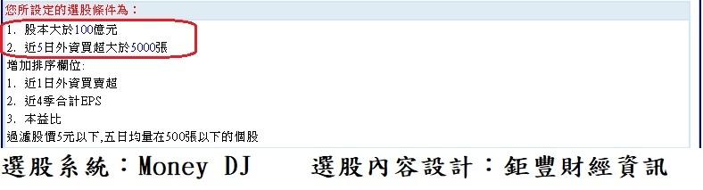 20180113上週(0108~0112)外資大量買超的中大型股~2
