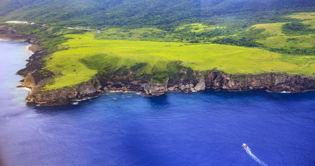 Lanyu Island Coast