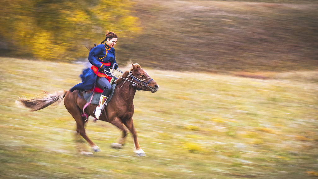 Girl riding on the back of a horse.jpg