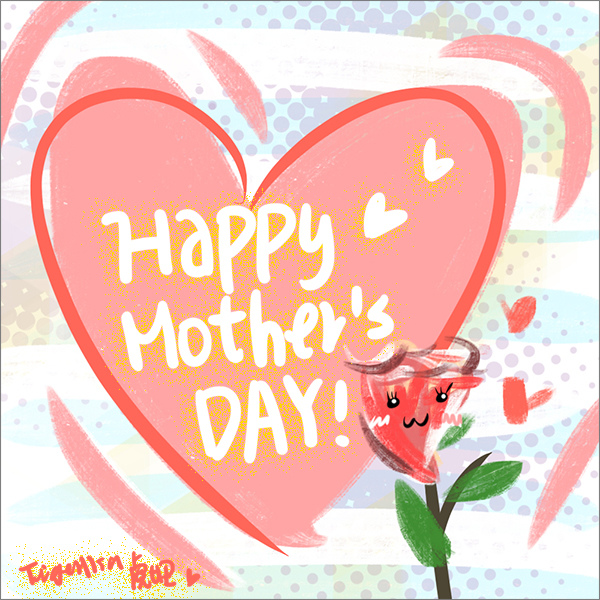 happy mom's day