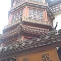 台北古色古香的餐廳