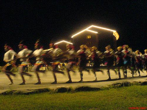 花蓮原住民舞蹈