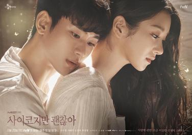 2020韓劇推薦 雖然是精神病但沒關係