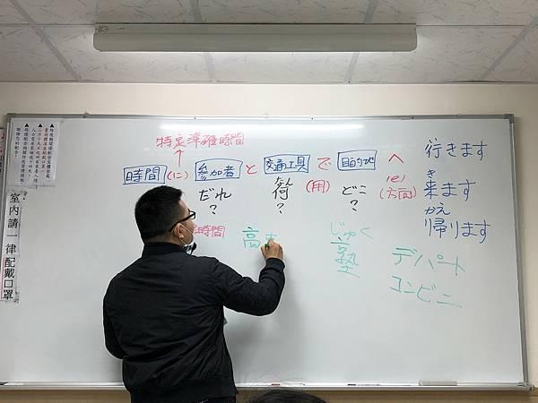日文老師上課, 日文檢定, 日語會話, 日文補習班台北, 日文補習班推薦