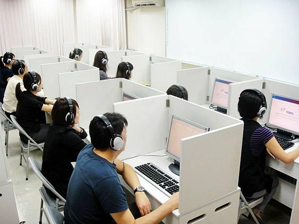 TOEFL iBT 官方考場,托福原場考照
