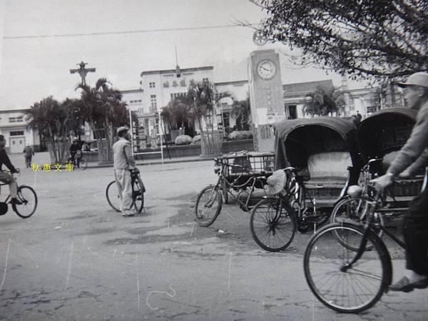 民國50年代舊花蓮車站