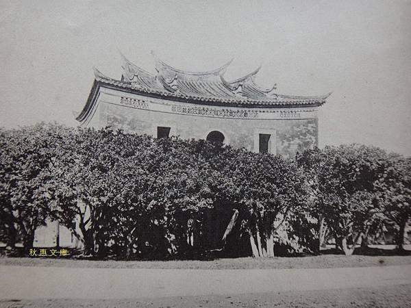 日本時代台北東門(景福門)