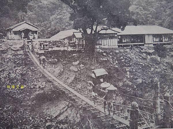 1930年代烏來温泉