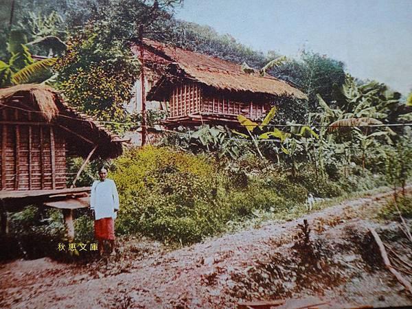1930年代烏來村落