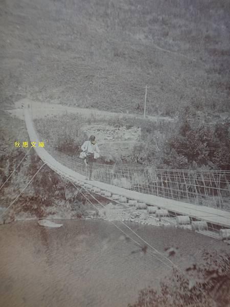 1910年代烏來龜山橋