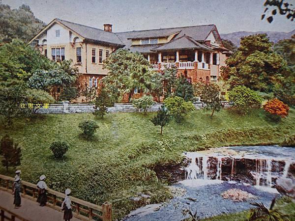 日本時代北投公共浴場現北投温泉博物館