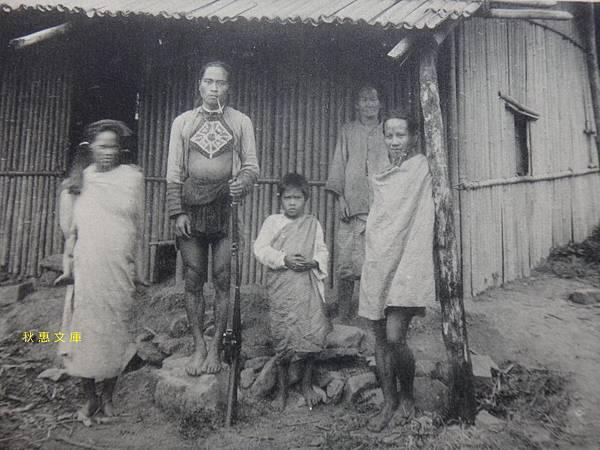 日本時代花蓮地區kobo社,撒奇萊雅(sakizaya)原住民