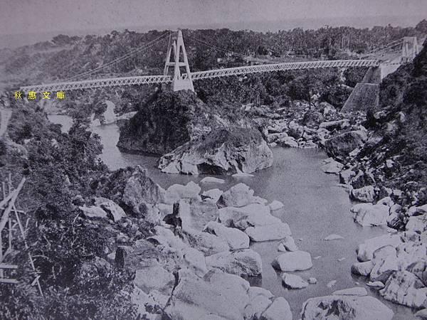 日本時代台東耶馬溪(やばけい yabakei)現稱馬武窟溪.