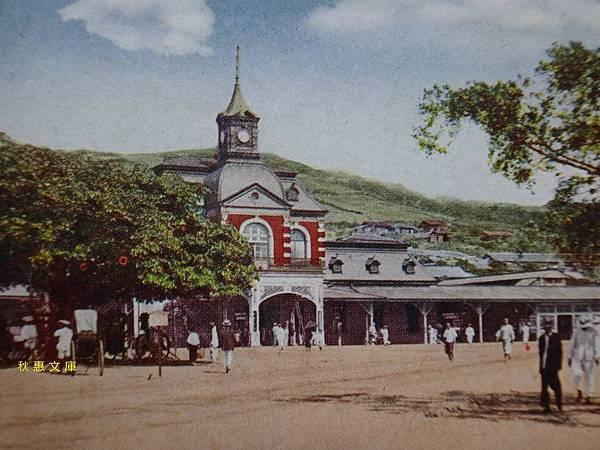 日本時代基隆車站
