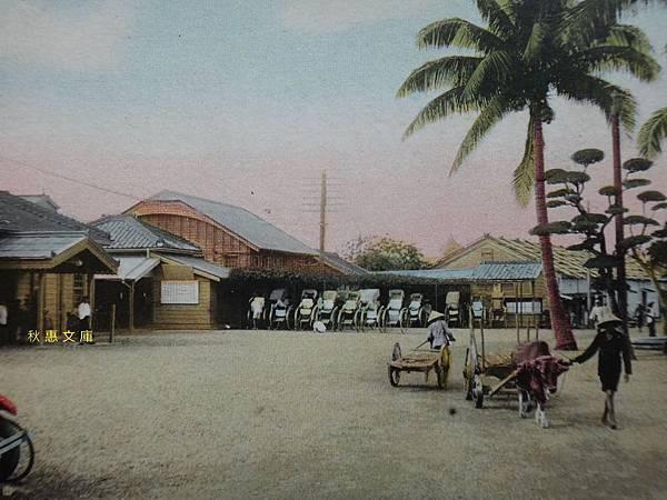 日本時代高雄驛