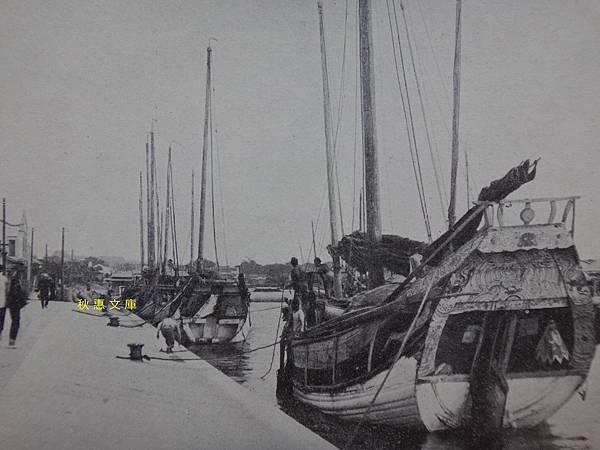 1930年代台南運河
