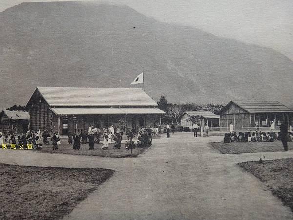 日本時代花蓮新城公學校
