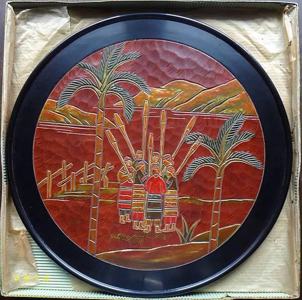 日本時代台灣名產蓬萊漆器2