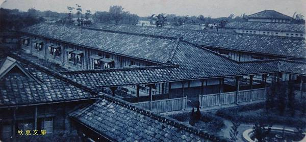 日本時代台北州宜蘭農林學校校舍 (創立於1926,現國立宜蘭大學)