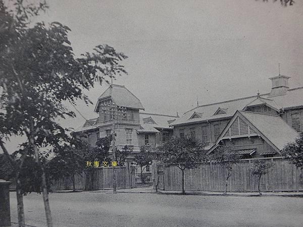 1910年代台灣總督府高等女子學校(現北一女)