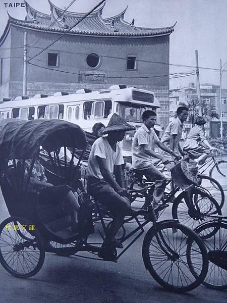 1960年代的台北北門