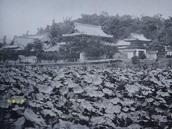 1911年落成的台北圓山臨濟護國禪寺