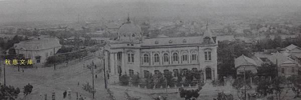 1920年代台中街景1