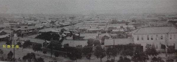 1920年代台中街景2