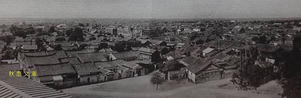 1920年代台南市全景