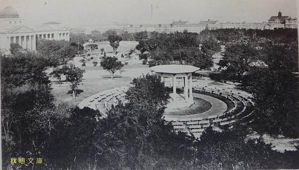日本時代台北新公園