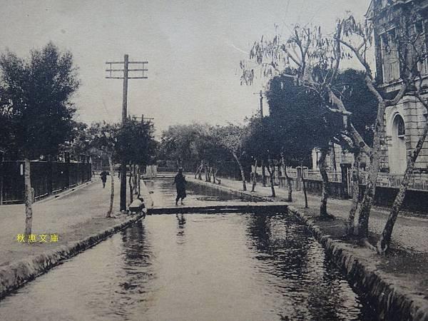 1930年代宜蘭市街