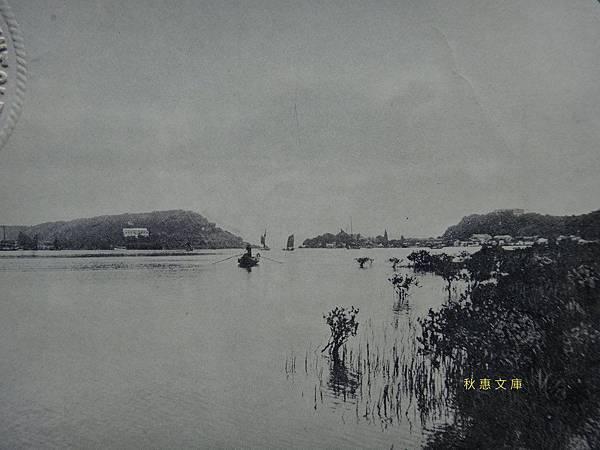 1900年代打狗港(高雄)