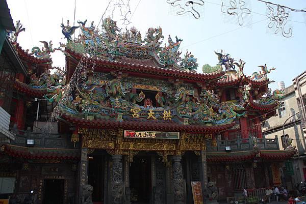 白沙屯媽祖廟 (5).JPG
