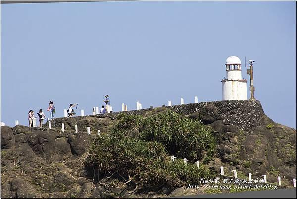 港口廢棄小燈塔 (1)
