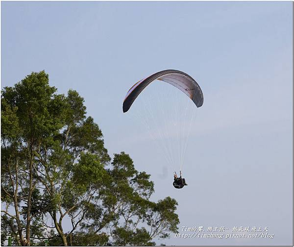 鹿野高台之飛行傘 (35)