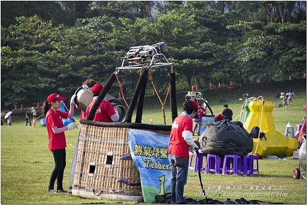 鹿野高台之熱氣球 (24)