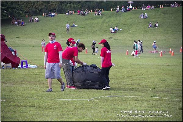 鹿野高台之熱氣球 (26)