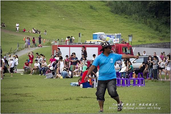 鹿野高台之熱氣球 (33)