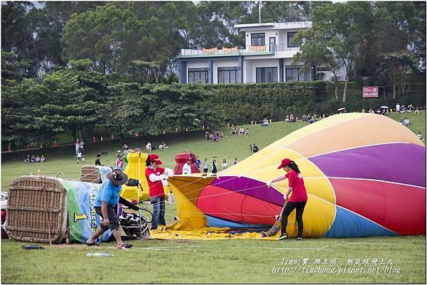 鹿野高台之熱氣球 (37)
