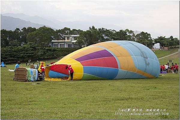 鹿野高台之熱氣球 (43)