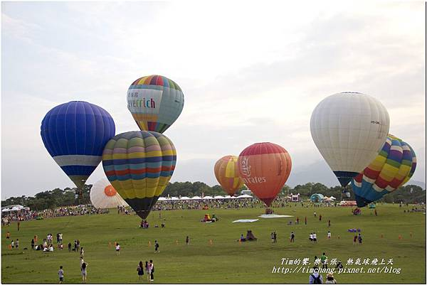 鹿野高台之熱氣球 (111)